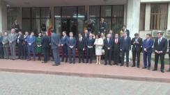 Întrevederea bilaterală între prim-ministrul României, Sorin Grindeanu, și prim-ministrul Republicii Moldova, Pavel Filip