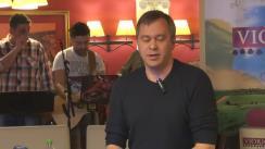 """Exclusiv. """"Viorica-Cosmetic"""" prezintă grupa """"LUME"""" la clubul de presă """"Rezonanța socială"""": Mesajul """"Urbi et Orbi"""" dar... fără Papa de la Roma; despre """"nași"""" și """"cumătri"""" în showbiz-ul moldovenesc; cât costă organizarea unui concert; și... aventurile unor doi moldoveni în munții din Nagorno-Karabah"""