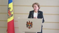 Declarațiile Zinaidei Greceanîi după ședința biroului permanent al Parlamentului din 23 martie 2017