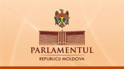 Ședința Parlamentului Republicii Moldova din 24 martie 2017