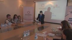 Club de presă organizat de Biroul Național de Statistică al Republicii Moldova privind procesul Recensământului Populației și al Locuințelor 2014