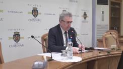 Ședința săptămânală a serviciilor primăriei Chișinău din 27 martie 2017