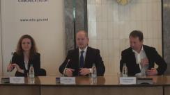 Conferință de presă cu ocazia lansării Moldova ICT Summit 2017
