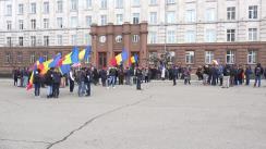 Marșul tricolorului