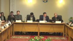 """Conferința """"99 de ani de la Unirea Basarabiei cu România"""""""