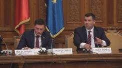 """Conferința """"Unirea -  Proiect de țară"""", dedicată împlinirii a 99 de ani de la Unirea Basarabiei cu România, organizată de Grupul parlamentar al PMP"""