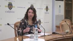 Declarațiile Veronicăi Herța după Ședința Primăriei din 27 martie 2017