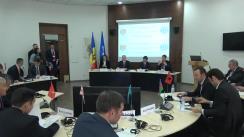 """Deschiderea forumului regional al Uniunii Internaționale a Telecomunicațiilor pentru Europa și CSI """"Consolidarea capacităților inovației în ecosistemul centrat pe TIC și încurajarea creșterii startup-urilor TIC"""""""
