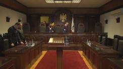 Hotărârea Curții Constituționale la sesizarea cu privirea la răspundere penală a judecătorului, pentru pronunțarea cu bună-știință a hotărârilor contrare legii