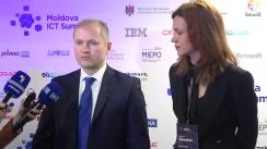Moldova ICT Summit 2017. Conferința de presă