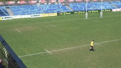 Meciul de Rugby între CSM București - CS Politehnica Iași. SuperLiga CEC BANK 2016-2017