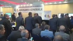 Deschiderea oficială a lucrărilor celei de-a 23-a ediții a Adunării Generale a Asociației Orașelor din România