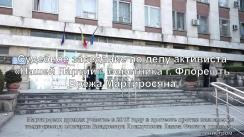 """Ședința de judecată în dosarul activistului """"Partidului Nostru"""", consilierului or. Florești, Vrej Martirosean"""