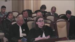 Ședința publică a Curții Constituționale a României din 4 aprilie 2017