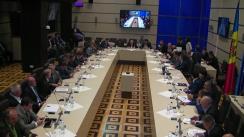 Dezbateri pe marginea proiectului de lege pentru modificarea sistemului electoral și introducerea votului uninominal: formarea circumscripțiilor uninominale, reprezentarea diasporei, a autonomiei găgăuze și a regiunii din stânga Nistrului
