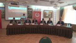 Conferință de presă cu ocazia semnării actul de acceptanță privind darea în exploatare a Sistemului Informațional Automatizat Registrul Vitivinicol – rvv.gov.md