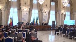 """Conferința Internațională """"Interacțiunea între majoritatea politică și opoziție într-o democrație"""""""