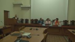 Conferință de presă organizată de Ministerul Sănătății privind rezultatele revizuirii protocoalelor clinice, care reglementează serviciile medicale oferite în domeniul asistenței medicale primare