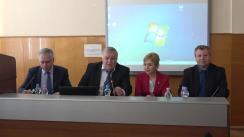 """Conferința internațională științifică-practică """"Rolul mass-media in procesul electoral"""""""