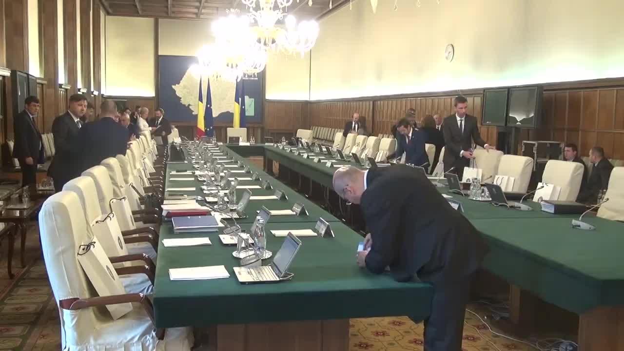 Ședința Guvernului României din 12 aprilie 2017
