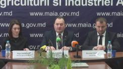 """Conferința de lansare a apelului nr. 5 pentru participare la programul de granturi investiționale """"Facilitarea Accesului la Piețele de Desfacere"""" în cadrul Proiectului Agricultura Competitivă (MAC-P)"""