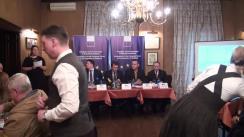 """Clubul de presă cu tema """"Sprijinul acordat Republicii Moldova de către Uniunea Europeană pentru reforma poliției"""""""