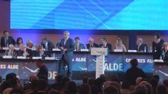 Congresul Partidului Alianța Liberalilor și Democraților (ALDE)