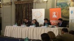 """""""Modernizarea sistemului de asistență socială în România"""", dezbatere organizată de Institutul de Studii Populare, Fundația Hanns Seidel și Organizația de Femei a Partidului Democrat Liberal"""