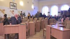 Ședința săptămânală a serviciilor primăriei Chișinău din 24 aprilie 2017