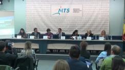 """Conferința organizată de Ministerul Tineretului și Sportului cu tema """"Bringing the UN Back Home"""""""
