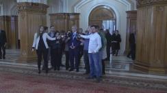 Declarațiile lui Călin Popescu-Tăriceanu după ședința Biroului Politic Central ALDE