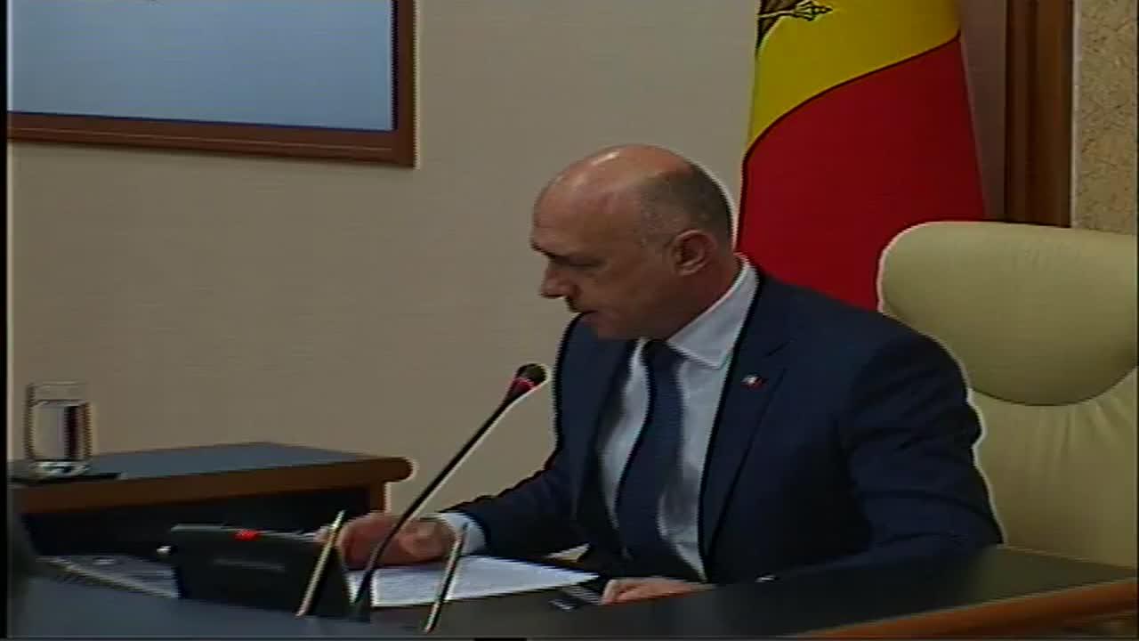 Ședința Guvernului Republicii Moldova din 26 aprilie 2017