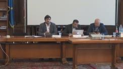 Dezbaterea publică pe tema proiectului de Lege a vaccinării propus la începutul lunii aprilie de guvernul condus de Sorin Grindeanu