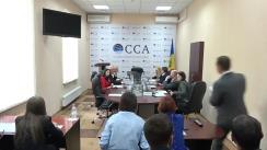 Ședința Consiliului Coordonator al Audiovizualului din 27 aprilie 2017