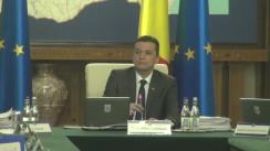 Ședința Guvernului României din 27 aprilie 2017