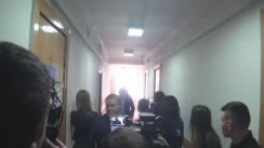 Examinarea demersurilor procurorilor în privința șefului Direcției transport public și căi de comunicații, Igor Gamrețchi, în dosarul parcărilor municipale