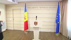 Declarația lui Lilian Carp înainte de ședința Parlamentului Republicii Moldova din 28 aprilie 2017