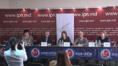 Conferință de presă organizată cu prilejul marcării Zilei Mondiale a Libertății Presei