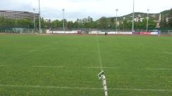 Meciul de Rugby între CS Universitatea Cluj - CSM Știința Baia Mare. SuperLiga CEC BANK 2016-2017
