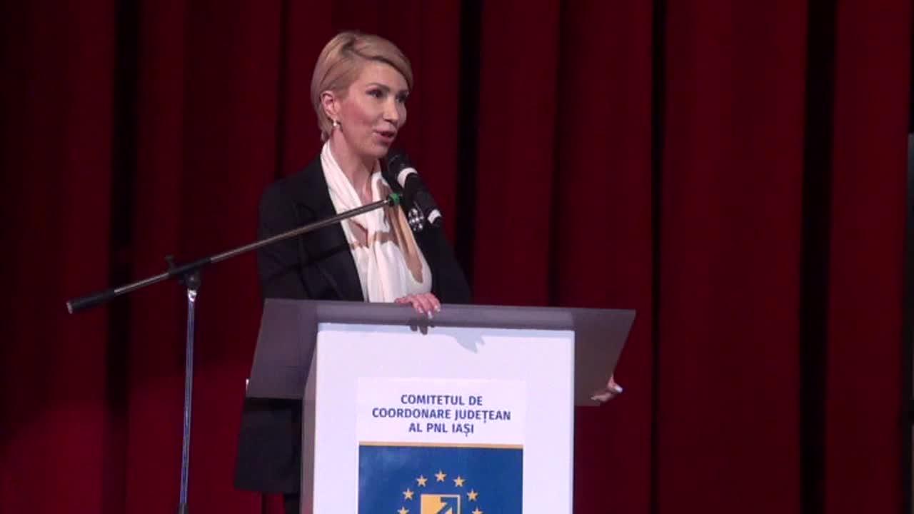 Alegerea conducerii filialei județene PNL Iași