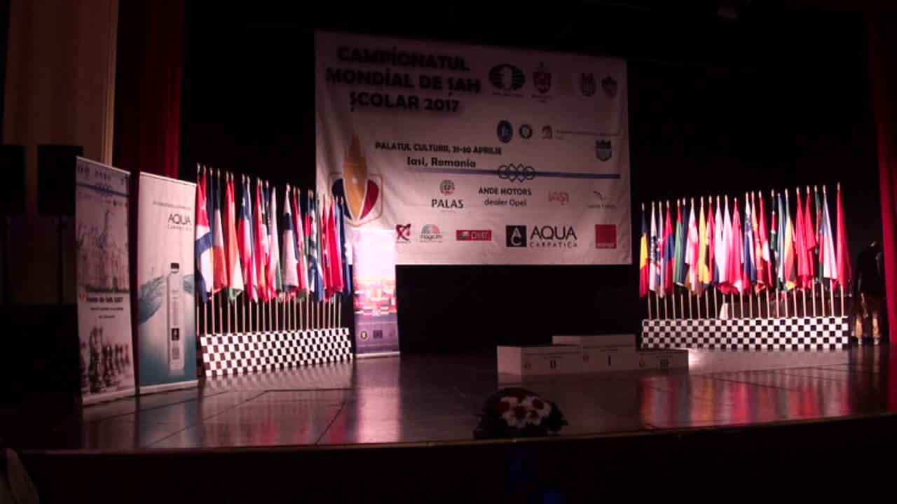 Campionatul mondial de șah școlar 2017. Premierea participanților