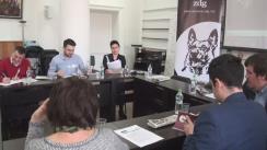 """Dezbatere privind accesul la informație în Republica Moldova """"Presa liberă, izolată informațional?"""""""
