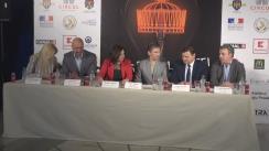 Conferința de presă privind proiectul socio-cultural #LumineazăCircul