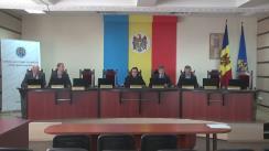 Ședința Comisiei Electorale Centrale din 5 mai 2017