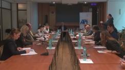 """Masa rotundă organizată de Asociația Presei Independente cu genericul """"Starea critică a presei scrise din Moldova"""""""