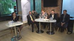 """Ședința Clubului de Presă cu tema """"Securitatea online a tinerilor: Cum putem preveni suicidul?"""""""