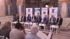 """Conferința """"ISRAEL: 69 de ani de independență"""", organizată de Fundația Universitară a Mării Negre în parteneriat cu Ambasada Israelului în România"""