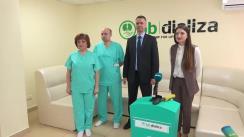 Prezentarea unei metode inedite pentru Republica Moldova de racordare a asistenței medicale la nevoile pacienților. Eveniment de marcare a Zilei Mondiale a Asistenților Medicali