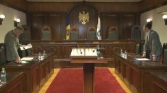Curtea Constituțională examinează sesizarea privind interzicerea emiterii actelor de stare civilă, de identitate și permiselor de conducere debitorilor