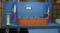 Conferință de presă susținută de Ministrul Afacerilor Interne, Carmen Daniela Dan, pe tema demersurilor făcute la nivelul MAI cu privire la situația stadionului DINAMO